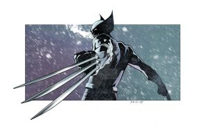 Wolverine by ezy-e
