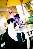 Vocaloid : The Gentleman and I by yingtze