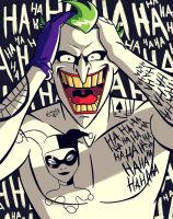 Joker from Suicide Squad by nuttyisa88