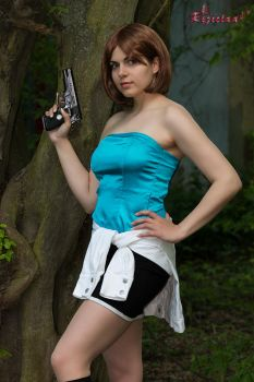 Jill Valentine RE3 Nemesis cosplay I by Rejiclad