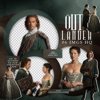 Pack Png 2202 - Outlander by southsidepngs