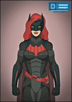 Batwoman by DraganD