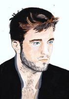 Robert Pattinson 67 by audamay