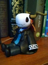 Elias figurine by Heart-of-the-Wind