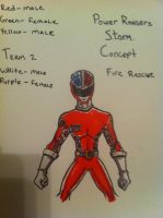 Power rangers storm concept by buddyfrank