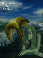 The Things That Wash Ashore by Pickyme