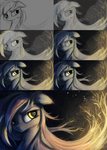 Totalspark Step By Step by AurelleahFreefeather