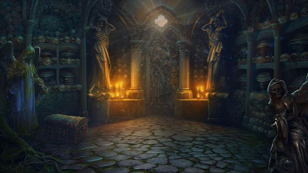 Crypt by julijuly