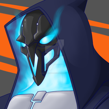 Reaper Icon by GlitchedBat