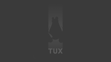 Tux The Penguin by coryrj1995
