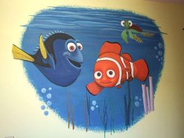 finding nemo by Theatricalarts
