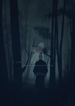 10 Ayumus Journey into the Dark Forest by ShanonSinn