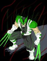 The Green Wolverine by A-Train409