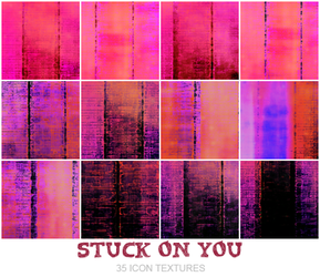 Stuck On You by Bourniio