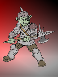 Orc by jay042