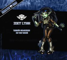 MH - Zoey Lynn by HotaruThodt