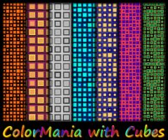 ColorMania with Cubes by allison731