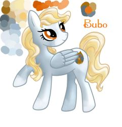 My Little Bubo by lilaurenthys