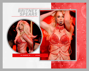 Photopack 18454- Britney Spears by southsidepngs