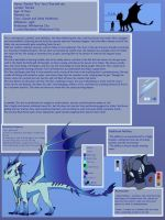 Tribella Reference Sheet 2015 by AbyssinalPhantom