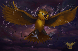 Zapdos revamp by Tacticalbox