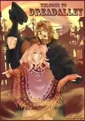 Welcome to Dreadalley by Sweedles