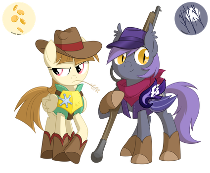 Blazing Saddles by Equestria-Prevails
