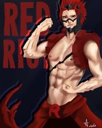 Red Riot by jujuMilani