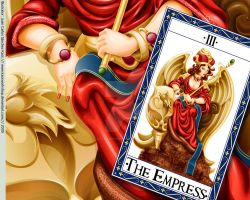 III The empress Wallpaper by Kassworkshop