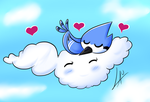 CloudyCai Love C: by kuki4982