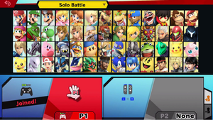 Super Smash Bros. Ultimate Roster Mock Up by MrYoshi1996