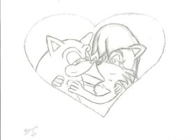I love you       sketch by babirox753