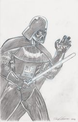 Darth Vader Versus! Pencils by RNABrandEnt