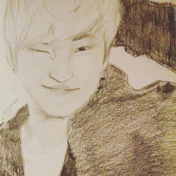 Daesung needs a lot of love always by Suyashori