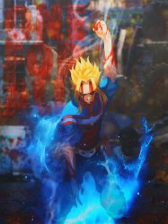 All Might - One For All by Dinocojv