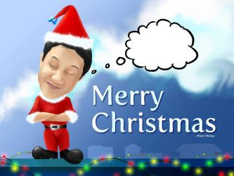 Merry Christmas 2010 by neocatastrophic
