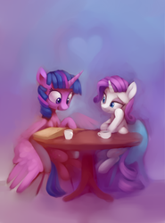 Cafe horses by lilfunkman