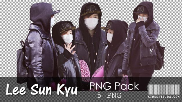 SNSD Sunny Gimpo Airport PNG Pack by KimSurti