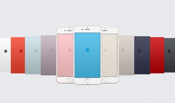 Apple Silicone Case Wallpapers by JasonZigrino