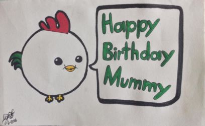 .:Rooster Birthday:. by Anemic-Artist