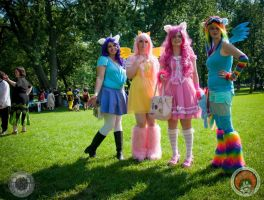 My Little Pony Friendship Is Magic - 03 Cosplay by KyuProduction