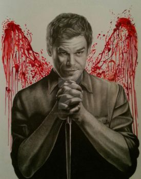 Dexter by jerry-chacon