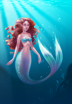mermaid by Kisarra