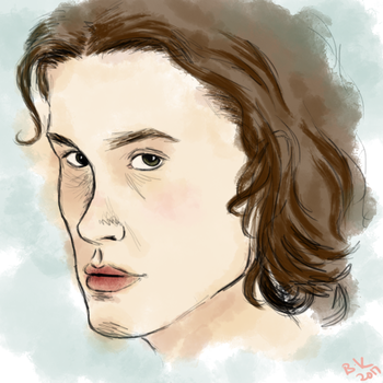 Young Hugh Dancy by Bethanybethany