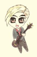 Chibi Tommy Joe Ratliff by babashu-chan