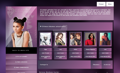 Zendaya Coppermine premade by DontCallMeEve