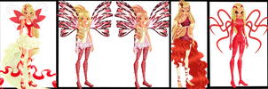 Sirenix Mission: Diaspro's Evolution by Gerganafen
