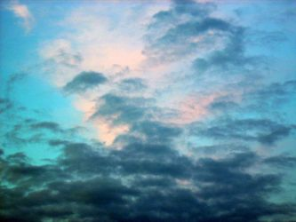 Clouds 4 by Silvannia