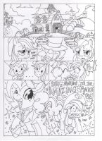 A piece of pie page eight by MohawkRex