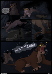 Ramsay's Reign - Prologue P3 by KravaLioness